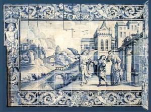 Painel Azulejo