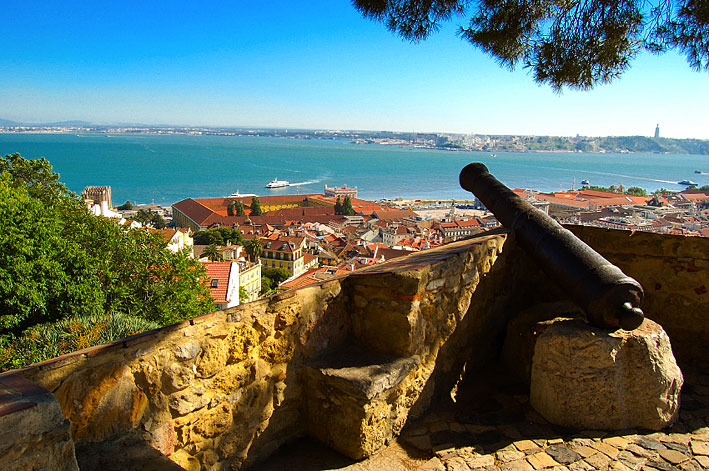Views from the Castelo de São Jorge